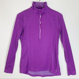 C9 Champion Duo Dry Half Zip Long Sleeve Pullover